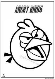 angry birds colors blue bird angry birds coloring pages jpg