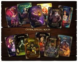 Card Game Design Best 25 Werewolf Card Game Ideas On Pinterest Werewolf Board