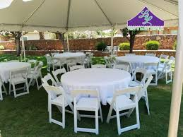 party rentals tables and chairs tables chair rentals el paso tx tents events el paso party