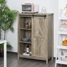 wayfair kitchen storage cabinets defford 52 kitchen pantry rustic storage cabinets