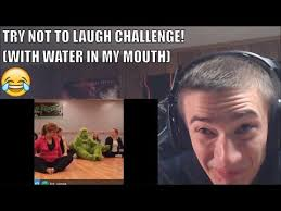 Challenge With Water Try Not To Laugh Challenge With Water In My Impossible