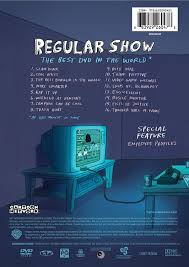 the best dvd regular show best dvd in the world at this moment in