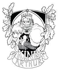 articles with free king arthur coloring pages tag arthur coloring