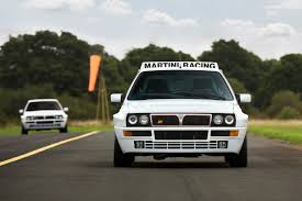 martini racing ferrari sold 1992 lancia delta hf integrale evoluzione 1 u0027martini 6