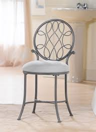 Small Bathroom Stools Furniture Wonderful Vanity Stool With Wheels For Alluring Home