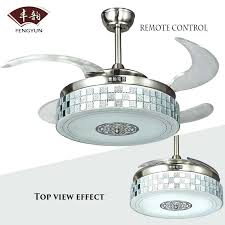 ceiling fans with bright led lights bright ceiling fan soomok me