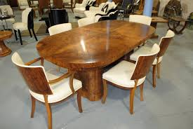 awesome art deco dining room table contemporary home design