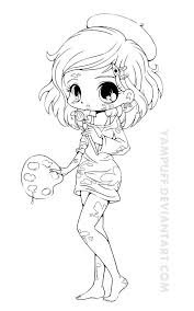332 best colorables chibi images on pinterest coloring