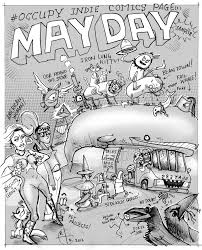 may day occupy indie comics a local tacoma cartoon strips
