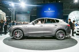 Italian Suv Auto Showdown Alfa Romeo Stelvio Vs Maserati Levante