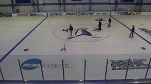 edward t barry ice rink 2016 making the ice youtube