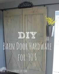 Interior Barn Doors Diy 25 Best Ideas About Diy Barn Door On Pinterest