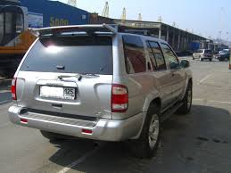nissan pathfinder for sale 2002 nissan pathfinder pics 3 5 gasoline automatic for sale