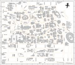 Portland State University Campus Map by Mapping Manhattan Musings On Maps