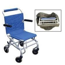 drive super light folding transport chair with carry bag light