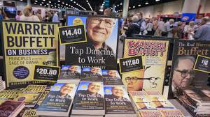 warren buffett approves every title this independent book store