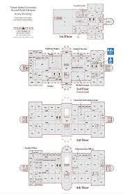 Parking Building Floor Plan Avery Building Floor Plan Texas State University Round Rock
