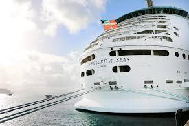 royal caribbean schedules adventure of the seas refurbishment for