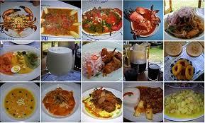 peruvian cuisine food