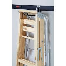 amazon com rubbermaid fasttrack garage storage system ladder hook