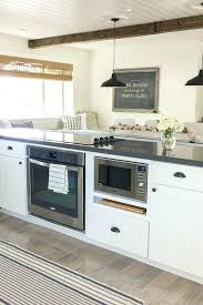 kitchen island cooktop ventilation designs range hoods home depot