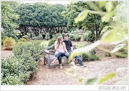 Photographers In Charlotte Nc Katie U0026 Casey Mcgill Rose Garden Charlotte Nc Engagement