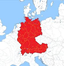 Cold War Germany Map Socialist Greater Germany By 19north95 On Deviantart