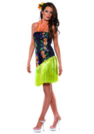Halloween Hawaiian Shirt by Hawaiian Costumes Grass Skirts U0026 Tiki Masks Halloweencostumes Com