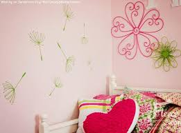 Flower Wall Decor Wall Art Decals For Wall Decoration Vinyl Wall Stickers Wall