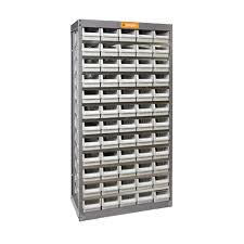 Parts Cabinets Geiger 60 Drawer Steel Plate Parts Cabinet Nhd560 Get Tools Direct