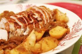 comment cuisiner un roti de dinde dis maman on mange quoi menu 435 rôti de dinde pommes poires