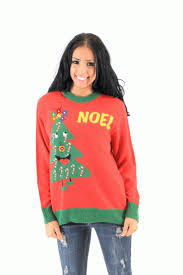 christmas tree sweater with lights where to find cute ugly holiday sweaters