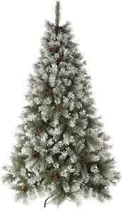 christmas tree with snow snow christmas tree artificial artificial christmas tree
