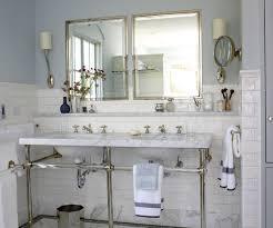 Bathroom Vanities With Marble Tops Marble Top Bathroom Vanity Transitional Bhg For Designs 10