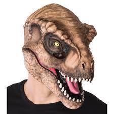 jurassic world t rex 3 4 mask buycostumes com