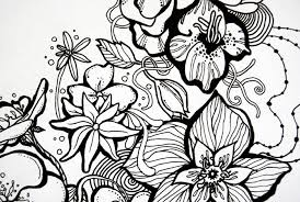 printable coloring pages adults spring coloring pages for adults spring coloring pages for adults