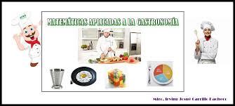 imagenes matematicas aplicadas resumen de matemáticas aplicadas a la gastronomia