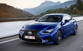 drive review lexus rc f 2014