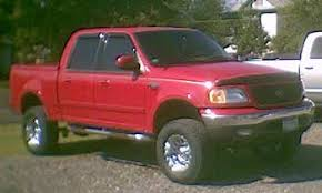 2002 ford f150 4 door rocky mountain suspension products