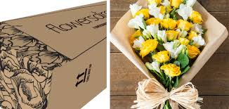 flowers direct flowers direct launches new wrapping style for boxed deliveries