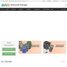 Legacy Overhead Garage Door Opener by National Garage Door Openers Choice Image French Door Garage