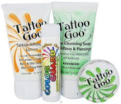 vegan tattoo aftercare cream ink fix tattoo aftercare ointment my favourites pinterest