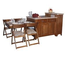 kitchen islands carts wayfair mattice 3 piece island set loversiq