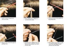 micro loop hair extensions wearing micro ring or micro loop hair extensions mrshair