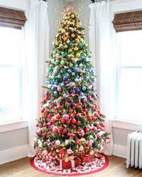 christmas tree pic a guide to upside down christmas trees martha stewart