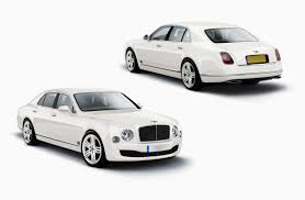 bentley mulsanne 2015 white white bentley mulsanne hire limousines in london