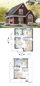cottage home plans small the 25 best small house plans ideas on small home
