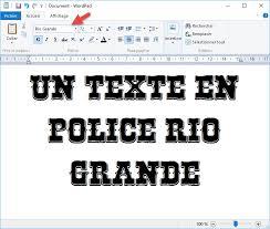 windows 10 ajouter des polices de caractères dans windows