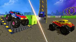 fire trucks monster truck stunt monster truck stunt drive 3d android apps on google play