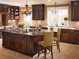 Kitchen Cabinets Legs Crown Molding Turned Legs And Mullion Glass Doors Add Refined